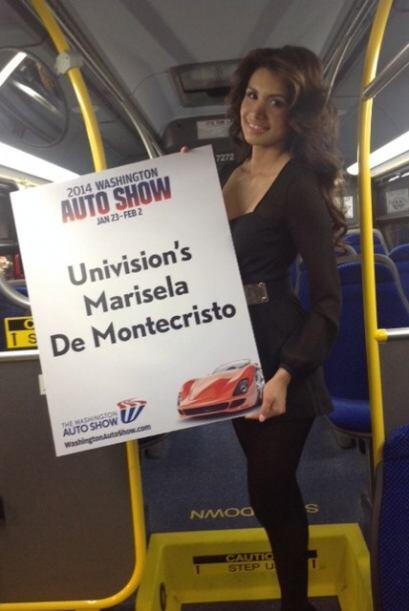 Marisela regresó a casa feliz de haber tenido la oportunidad de a...