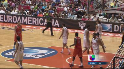 Real Madrid vence a Cangrejeros de Santurce