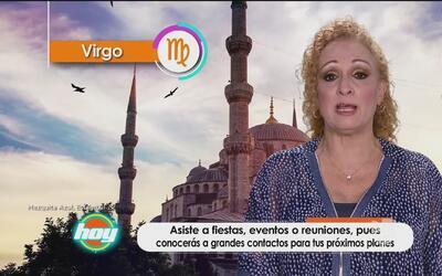 Mizada Virgo 24 de noviembre de 2016