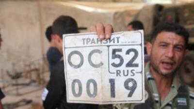 El Gobierno sirio confirmó el sábado el secuestro de 48 peregrinos iraní...
