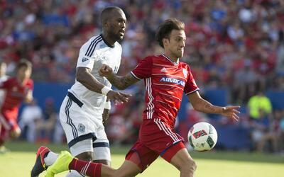 FC Dallas y Vancouver Whitecaps se juegan sus opciones de llegar a la final