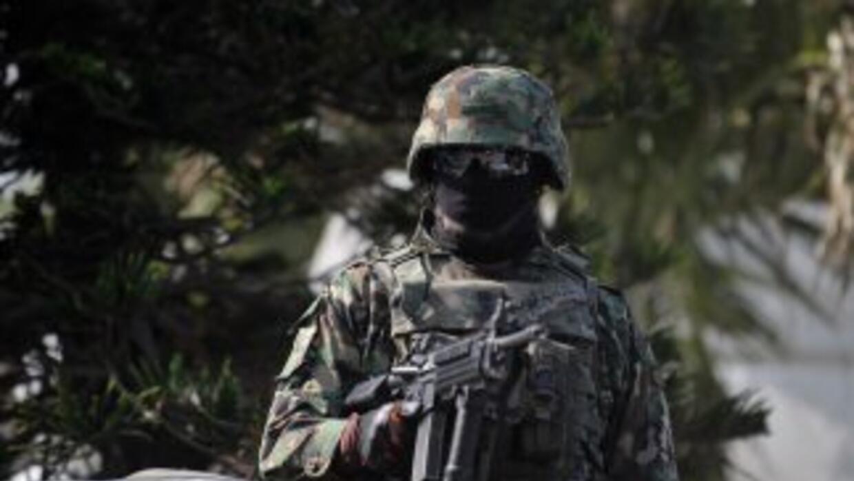 Las autoridades mexicanas decomisaron 31.9 toneladas de precursores quím...
