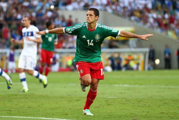 El cuadro mexicano debutó, en el segundo torneo de selecciones más impor...