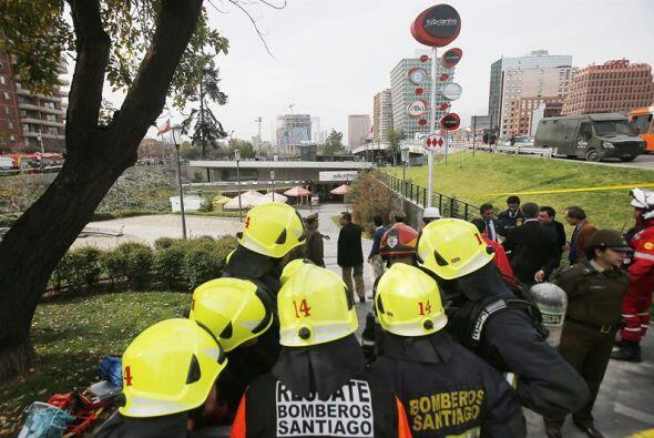 Mientras continúan las labores de rescate, el Gobierno chileno confirmó...