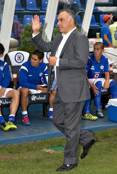Apertura 2012  Guillermo Vázquez llegó como el nuevo direc...