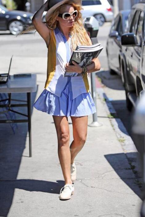 Paulina se mantiene entre las celebridades latinas vigentes.Mira aquí lo...