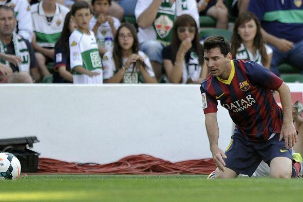Aunque también hay que decir que el Barcelona se vio desenchufado...