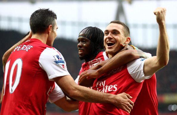 Arsenal goleó 3 a 0 y parece haber recuperado su nivel.