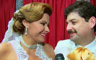 Carmen Jara tuvo su boda de ensueño con el hombre de sus sueños
