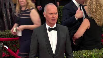 Michael Keaton llegó a Los Angeles con solo $263 en el banco