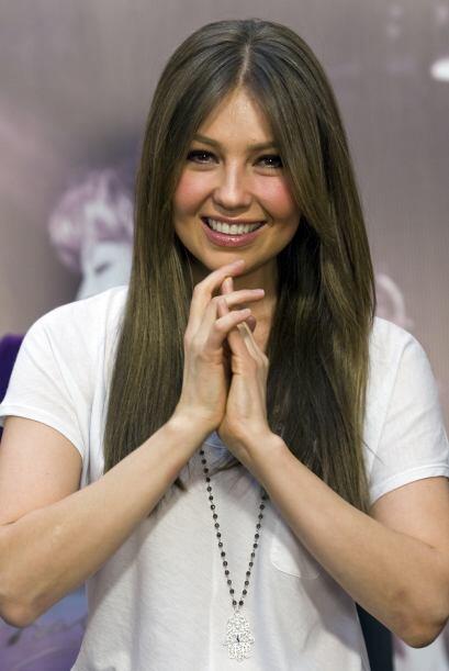 """Ella alcanzó fama internacional con su trilogía de las """"Marías""""."""