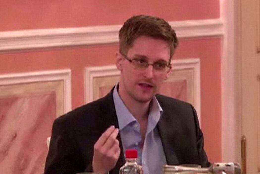 Edward Snowden puso en jaque al gobierno de Barack Obama. En junio este...