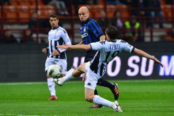 Pero el Siena se puso en ventaja gracias al tanto de Gaetano D'Agostino.