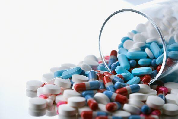 Las pastillas y los parches no funcionan lo único que le haces a...