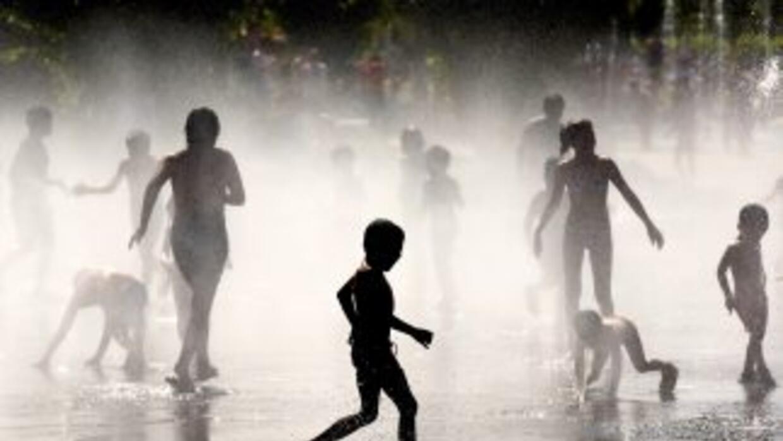 Julio ha sido el mes más caluroso del que se tenga registro. En la image...