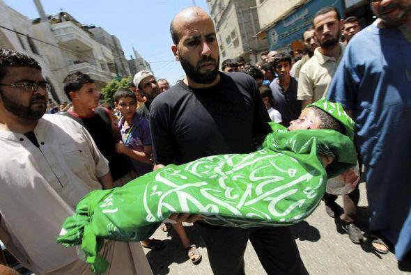 Mohammed   fue asesinado   junto a sus   padres y su hermano   de un año...