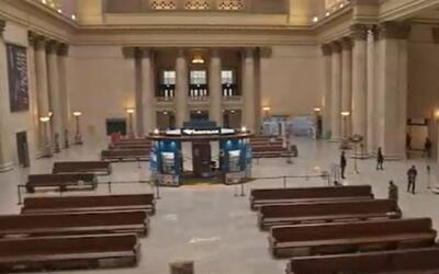 'Chicago en un Minuto': vuelve a la normalidad la operación en Union Sta...