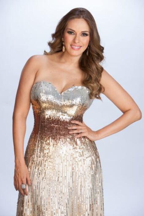 La guapa Galilea Montijo, originaria de Guadalajara, continuará como con...
