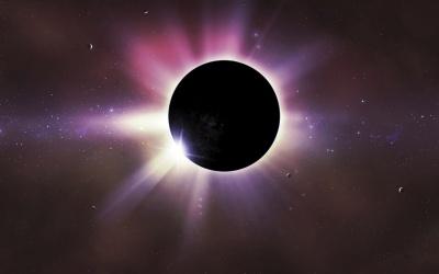 El último eclipse del año trae lo insólito