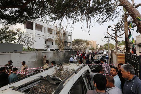 Desde la caída del régimen de Muamar al Gadafi, en octubre de 2011, vari...