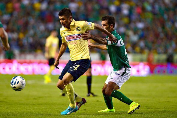 El León no pudo iniciar con el pie derecho la defensa de su bicampeonato...