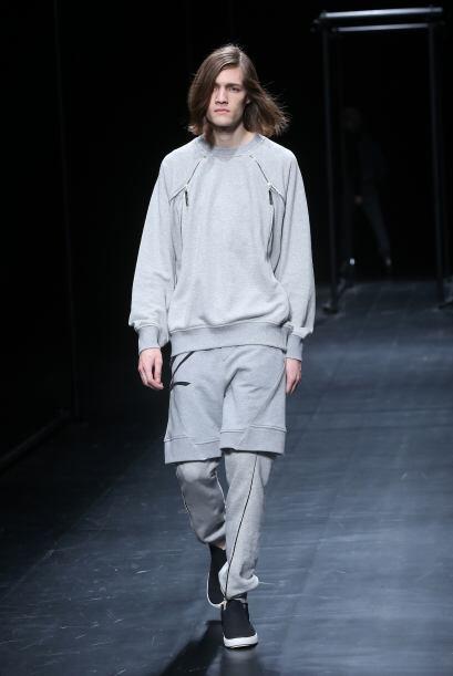 Este diseñador busca crear prendas con detalles y una linda estructura.