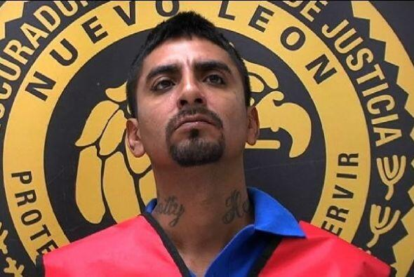 30 de enero. Autoridades mexicanas presentaron a Enrique Aurelio Elizond...