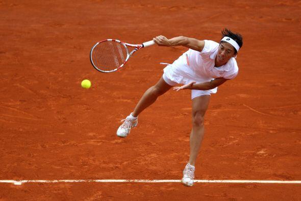 La defensora del título, la italiana Francesca Schiavone, n&uacut...