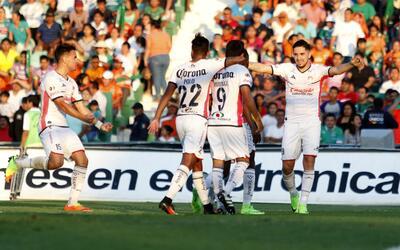 Morelia dio un gran paso para salvarse al vencer a Jaguares.