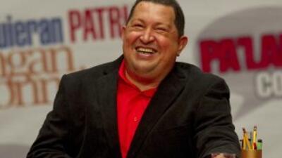 El presidente venezolano, Hugo Chávez murió el pasado 5 de marzo.