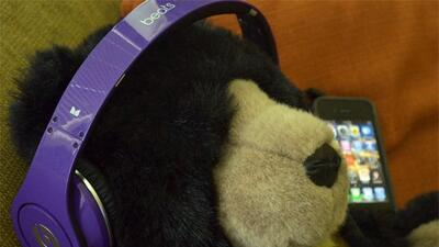 Audífonos de otro mundo By Dr. Dre Ideales para iPhone y iPad.