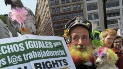 Millones de inmigrantes indocumentados aguardan a que el Congreso decida...