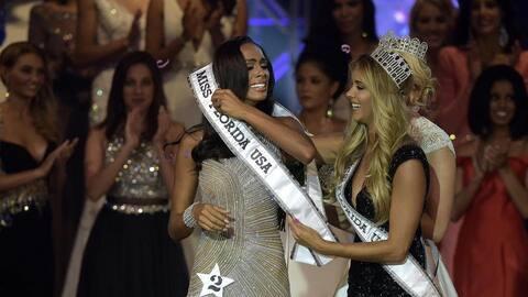 Génesis Dávila fue coronada Miss Florida, pero destituida a los pocos días.