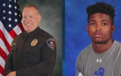Arlington pagará 850,000 dólares a familia de joven baleado por un oficial