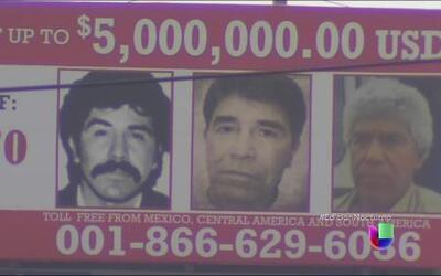 Los Ángeles busca a Rafael Caro Quintero con enormes carteles