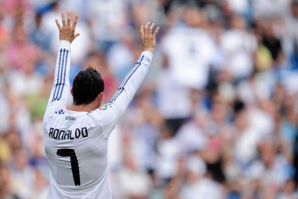 El Real Madrid ganó por un escandaloso 8-1 y 'CR7' dejó en...