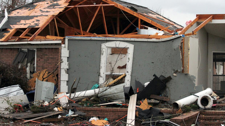 Efectos tornado