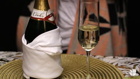 Cómo destapar una champaña (sin romper nada)