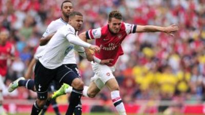 'Spurs' y Gunners' protagonizarán el derby londinense en la tercera rond...