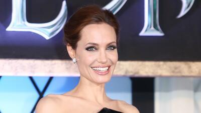 Angelina Jolie no le hace el 'feo' a la política