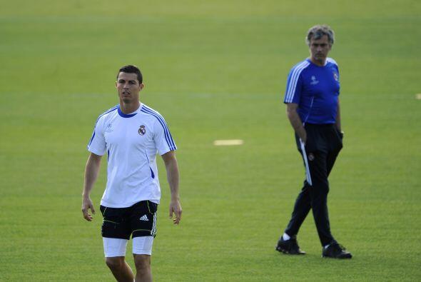 José Mourinho es hoy en día el mandamás del Chelsea...