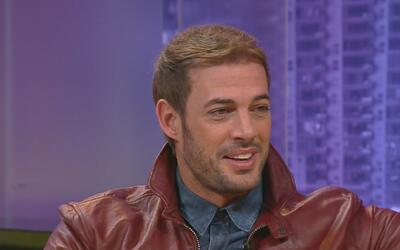 William Levy dice estar emocionado por su participación y el estreno de...