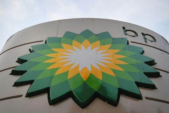 6. BRITISH PETROLEUM CON LA MAYOR MULTA EN LA HISTORIA- BP acordó...