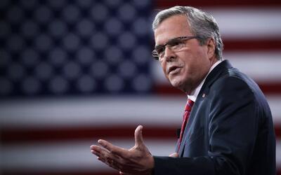 """""""Seguidores de Trump están legitimamente asustados"""", Jeb Bush"""