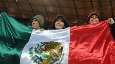 La bandera mexicana es un orgullo para los nacidos en suelo azteca.
