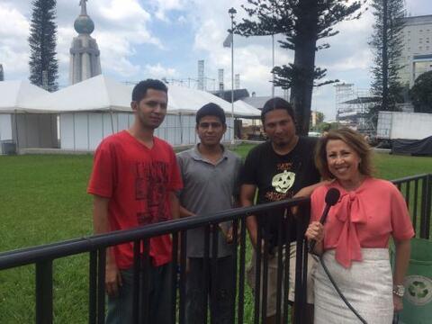 Norma Roque viajó hasta su natal El Salvador para mostrarnos todo...