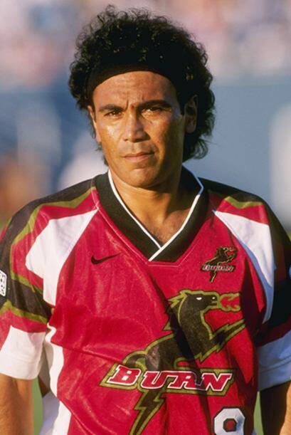 La leyenda del fútbol mexicano, tres veces mundialista y su m&aac...