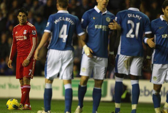 Este juego aún lo disputó el futbolista uruguayo, que quer...