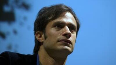 El destacado actor mexicano Gael García Bernal.