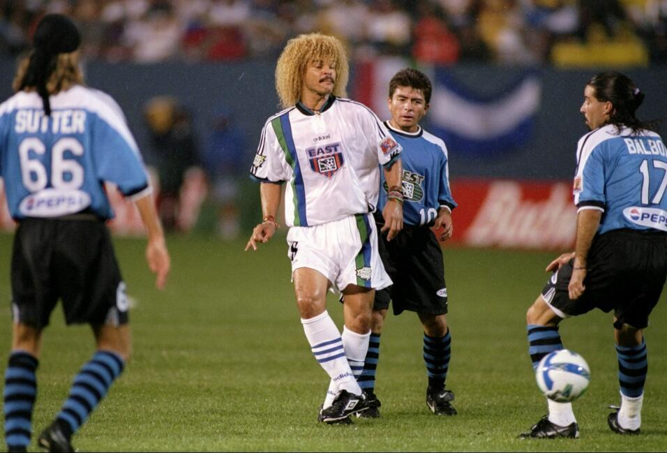 La segunda edición del All Star Game de la MLS fue una fiesta de goles:...